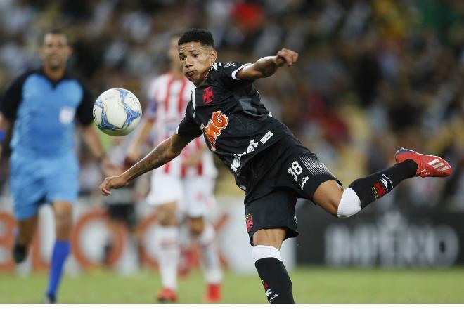 Vasco está na decisão da Taça Rio