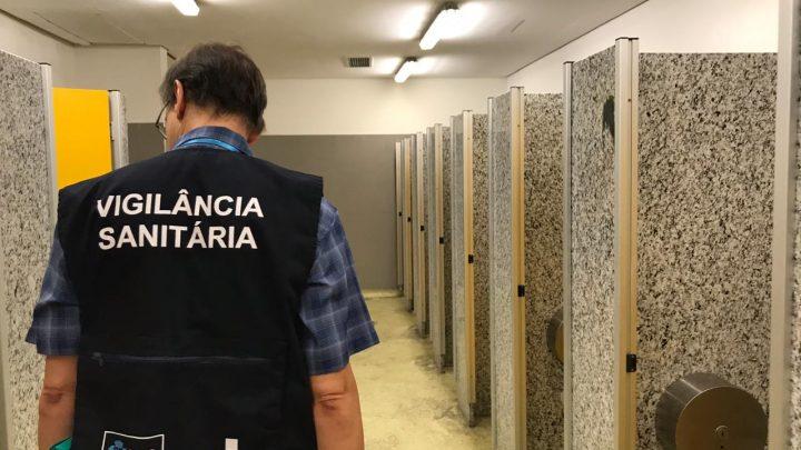 Copa América: Vigilância Sanitária faz a primeira prévia no Maracanã
