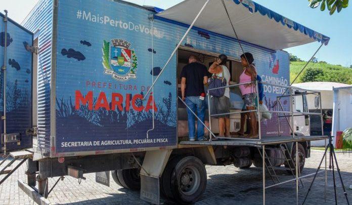 Caminhão do Peixe terá horário especial na Semana Santa