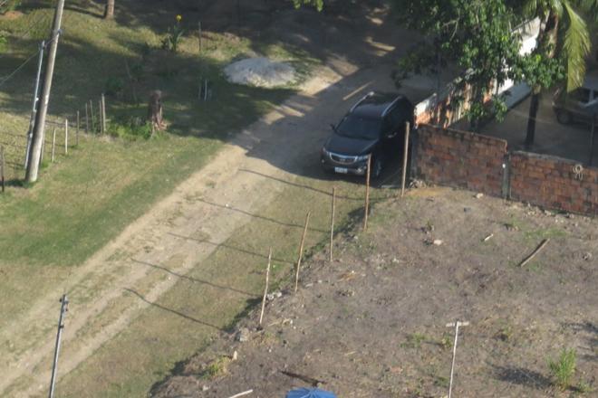 Bandidos atiram em helicóptero da PRF