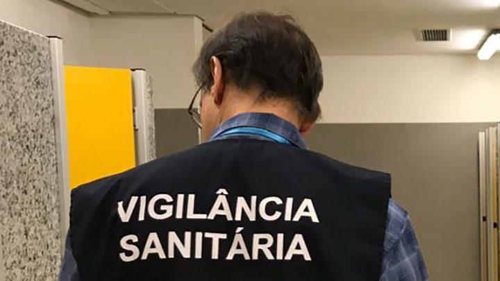 Chuva suspende atendimento em três unidades da Vigilância Sanitária