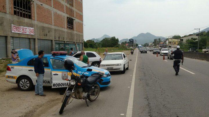 Governador suspende blitz de trânsito realizadas pela PM
