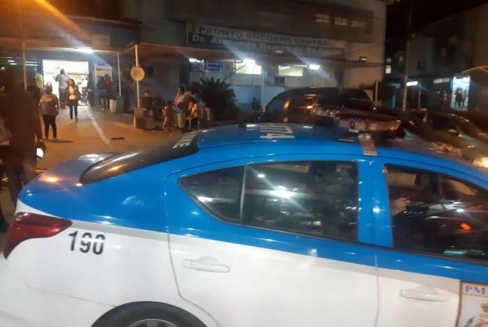 Sete pessoas são baleados e quarto morrem no local Porto Velho em São Gonçalo