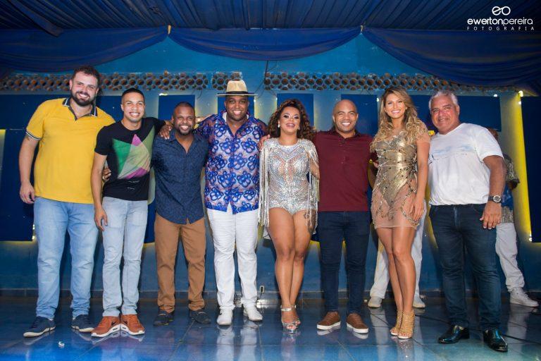 Tuiuti apresenta sinopse do enredo e equipe de Carnaval nesta segunda