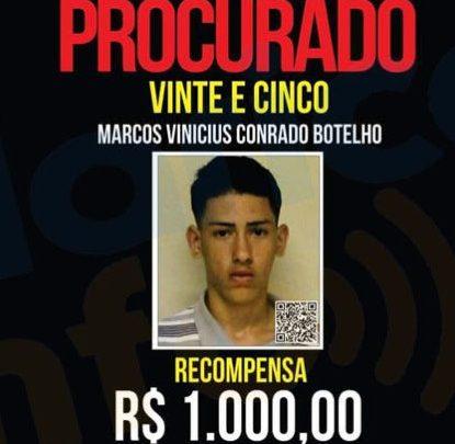 Polícia busca acusado de praticar assaltos em Itaipuaçu