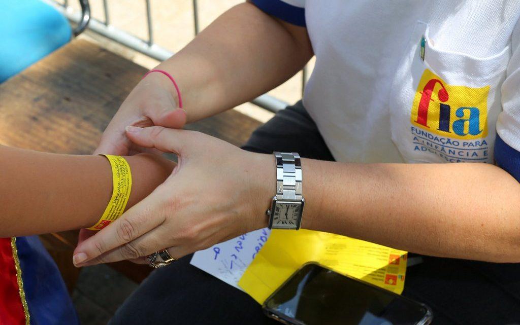 FIA terá cinco mil pulseiras de identificação na Copa América