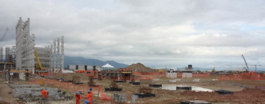 Itaboraí será indenizada por paralisação de obras no Comperj