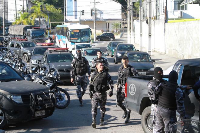 Operação da PM deixa dois mortos