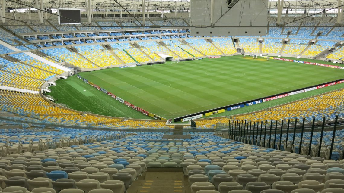 Maracanã recebe cinco jogos da Copa América a partir de domingo