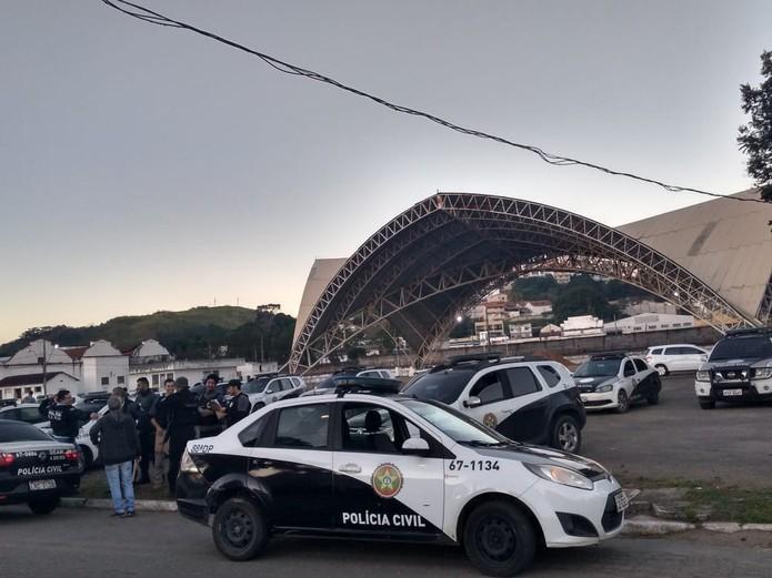 Operação da Polícia Civil é deflagrada em Barra Mansa, Resende e Volta Redonda