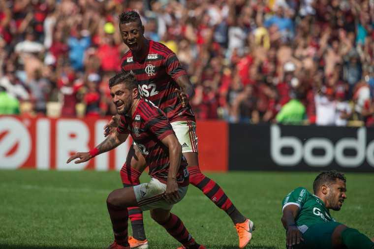 Flamengo supera a própria marca com público no Maracanã