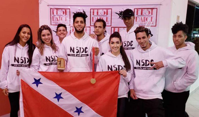 Grupo de Maricá vence concurso de dança