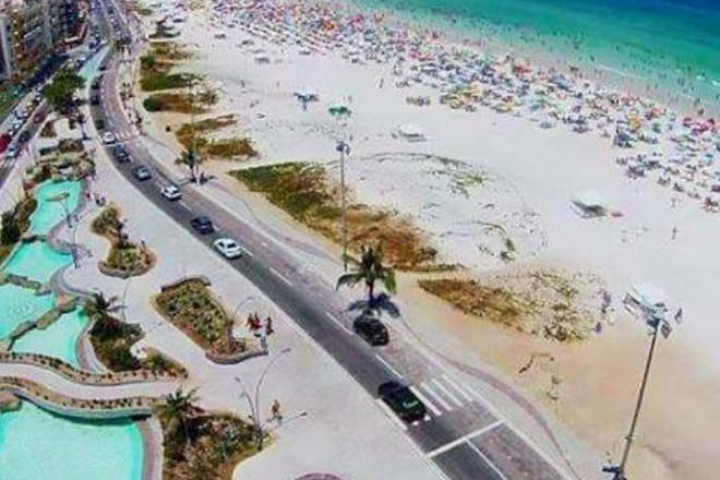 Cabo Frio negocia com a União R$ 5,5 milhões
