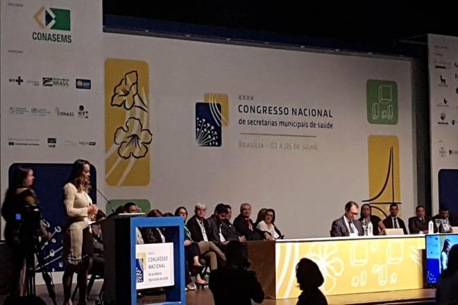 Prefeitura de Maricá recebe prêmio nacional em Saúde