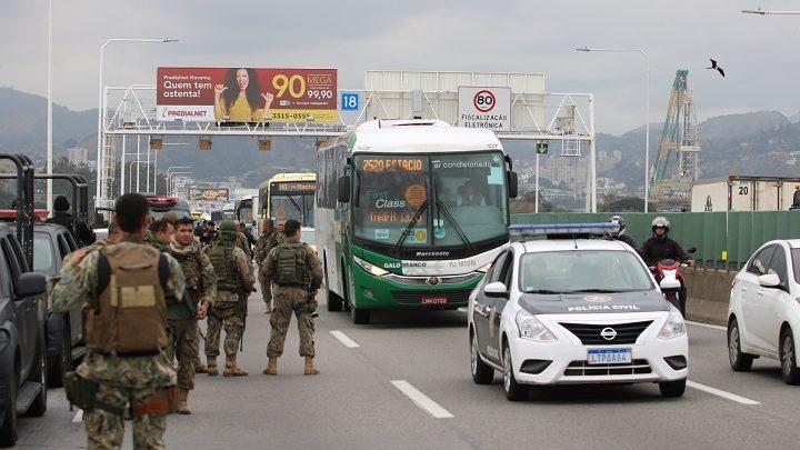 Sequestro na Ponte revela a frágil segurança em coletivos