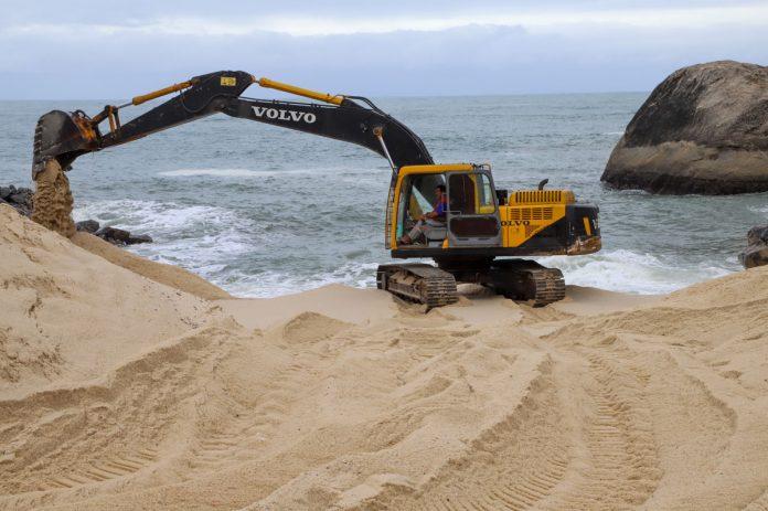Ligação do mar com canal do Recanto  deve resolver problema de enchente no Recanto 3