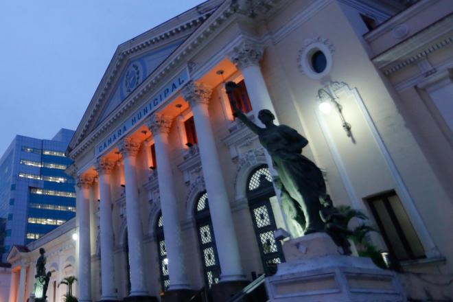 Câmara de Niterói comemora 200 anos de instalação