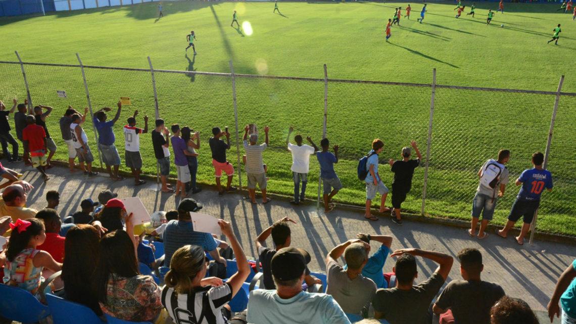 Alzirão recebe semifinais da 4ª Copa Itanet