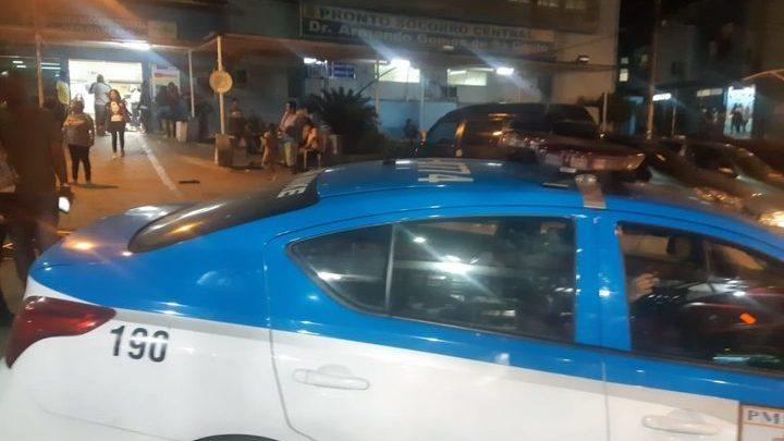 Idosa é baleada por criminosos em SG