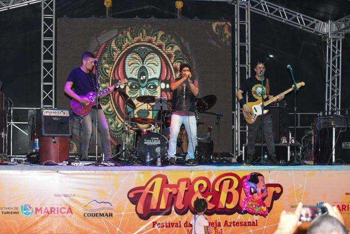 Festival Art & Bier movimenta o fim de semana em Araçatiba