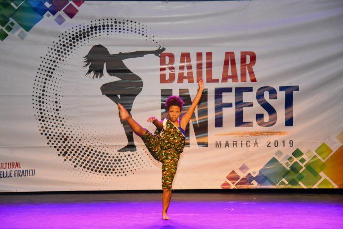 Bailar In Fest 2019 leva um grande público ao Lona Cultural da Barra de Maricá