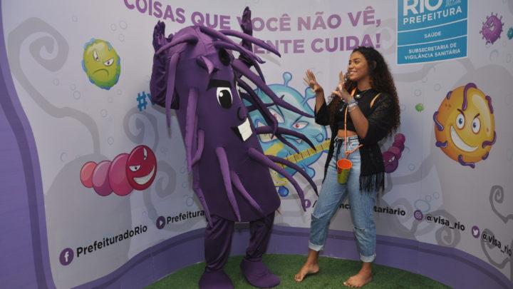 Vigilância Sanitária registra 65 inspeções e quatro infrações no primeiro dia de Rock In Rio