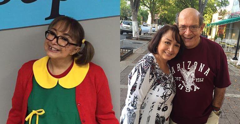 Marido de atriz que fez Chiquinha, do Chaves, morre no México
