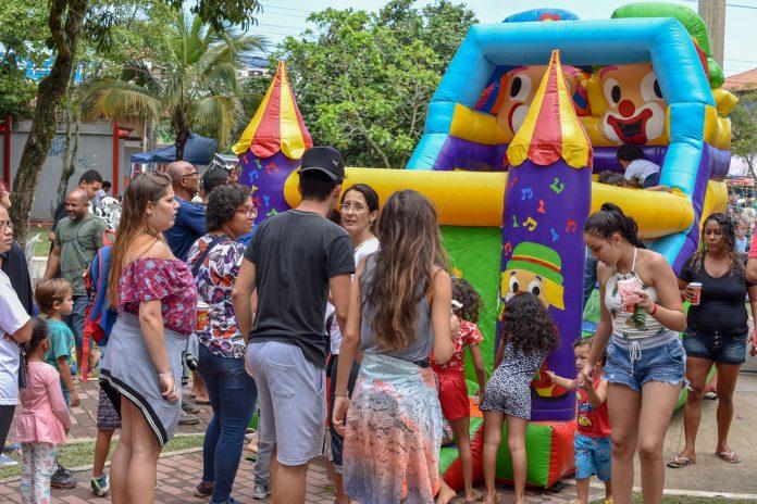 Prefeitura vai realizar festa do dia das crianças na Praça Central