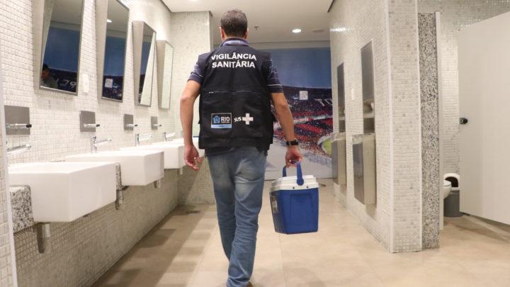 Vigilância Sanitária presente na Copa Libertadores da América