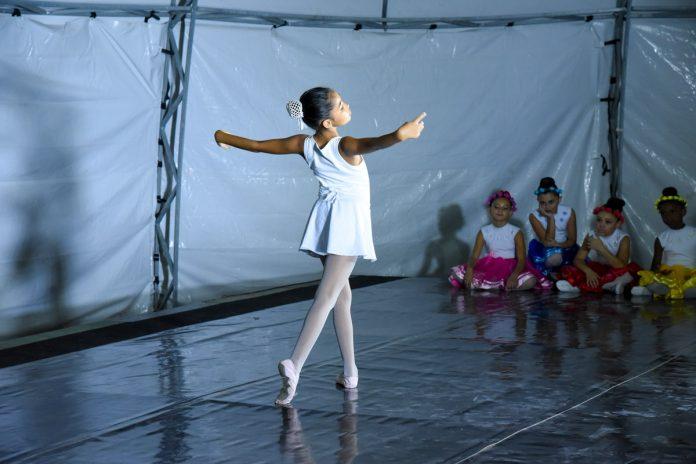 Lona Cultural de Inoã recebe 1ª Mostra Coreográfica de Dança Infantil