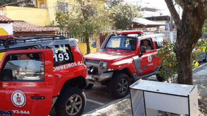 CORPO DE BOMBEIROS DE MARICÁ RECEBE 16 NOVAS VIATURAS
