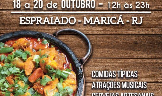 FESTIVAL SABORES DA ROÇA DE 18 A 20/10 NO ESPRAIADO