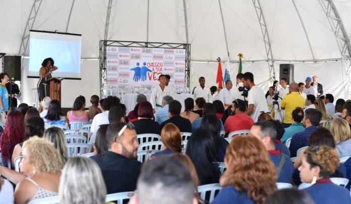 Programa de combate à pobreza é lançado em Maricá