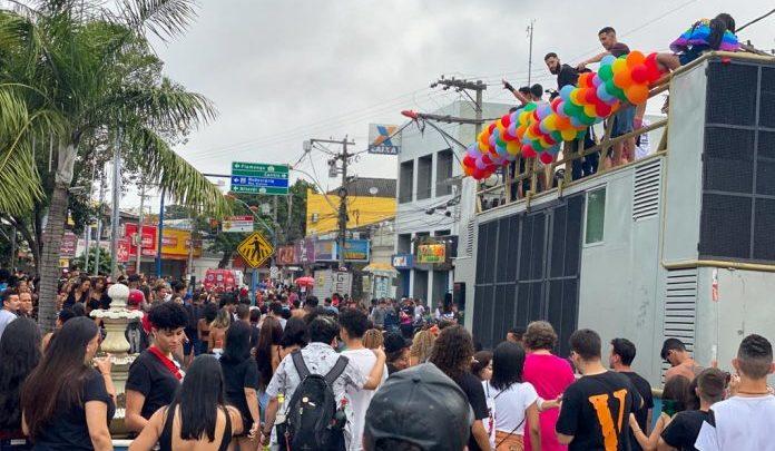 7ª Parada do Orgulho LGBT no Centro