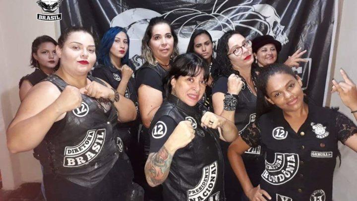 O mundo das motos também é das mulheres