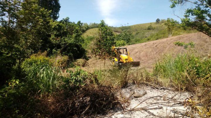 6° UPAm interdita terreno sem licença Ambiental