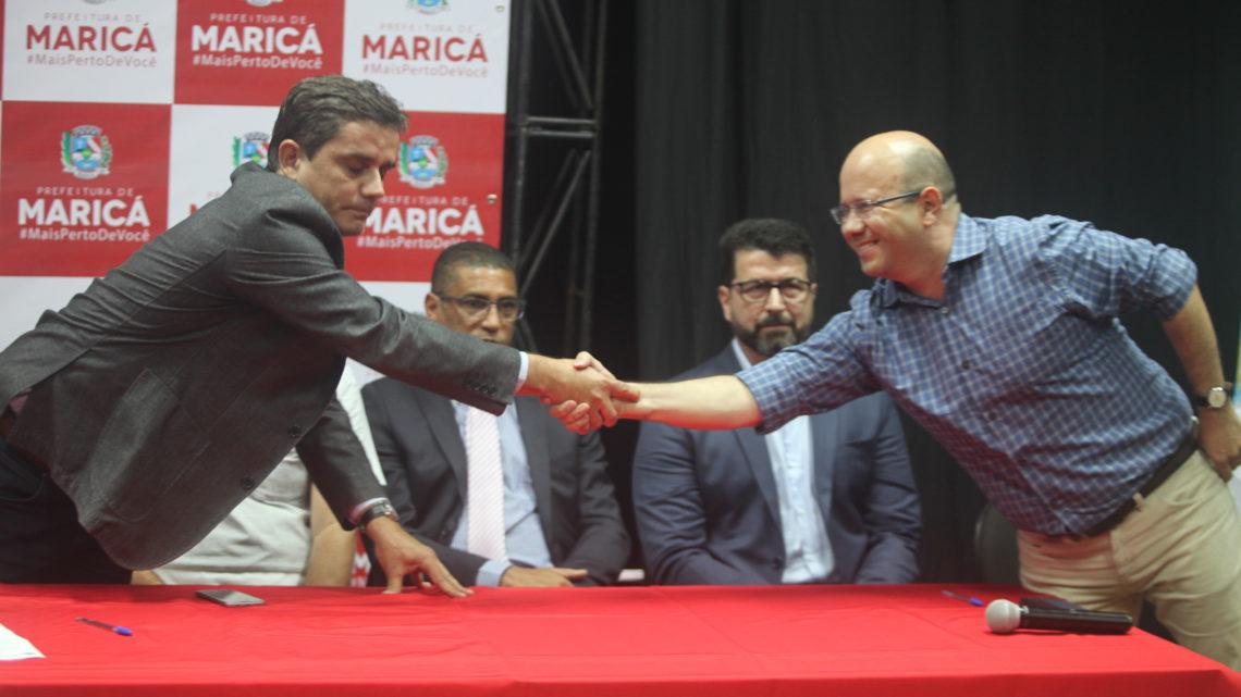 Maricá apresenta novos secretários em cerimônia no CEU