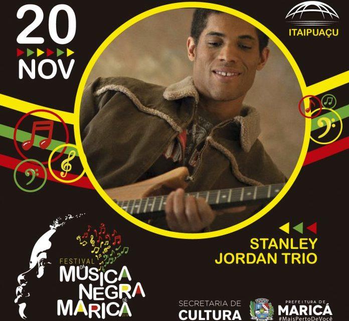 Festival de Música Negra tem Stanley Jordan e Blues Etílicos