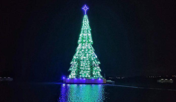 Árvore de Natal de Araçatiba será acesa nesta sexta-feira (22/11)