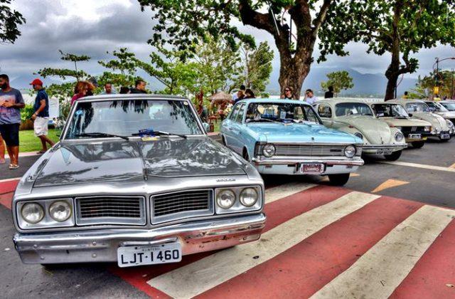 Maricá recebe neste domingo (20) mostra de carros clássicos