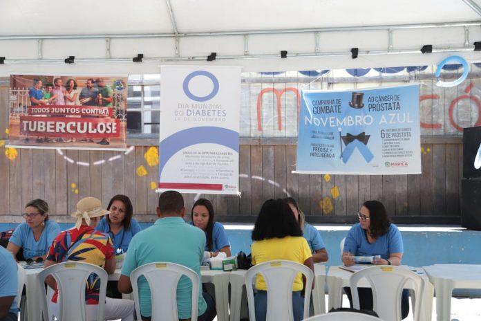 Saúde do Homem e HiperDia realizam ação do Novembro Azul
