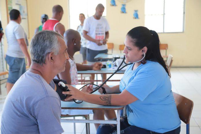 """Programa Saúde do Homem"" no Residencial Carlos Marighella"
