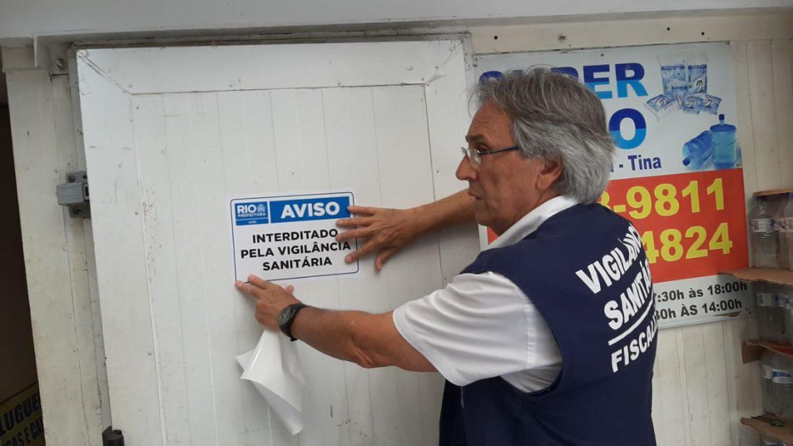 Prevenção de riscos: Vigilância Sanitária do Rio inspeciona fábricas e distribuidoras de gelo