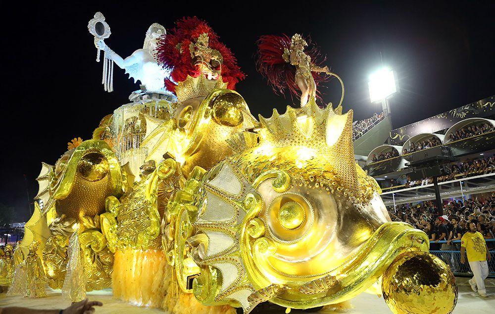 Unidos do Viradouro é a campeã do grupo especial do Carnaval 2020  do Rio