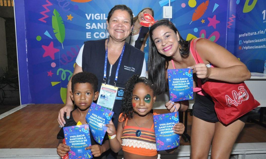 Vigilância Sanitária do Rio inicia hoje, 21, a última fase da Operação Carnaval
