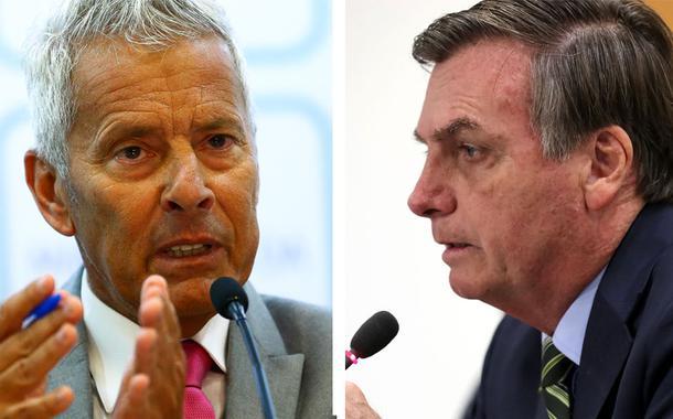 Bolsonaro é desautorizado pelo número 2 do Ministério da Saúde