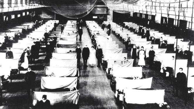 Coronavírus: o que podemos aprender com a gripe espanhola, pandemia que matou milhões há 100 anos