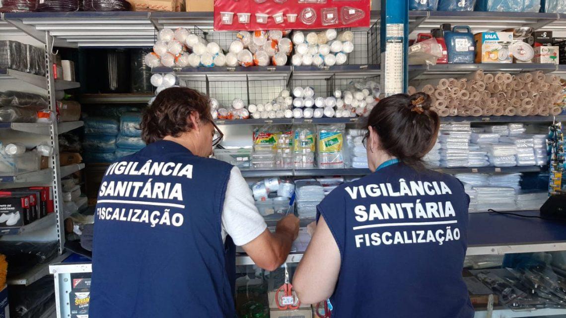 Coronavírus: Vigilância Sanitária do Rio apreende álcool gel 70% por venda irregular