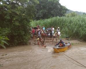 Defesa Civil de Maricá atende ocorrências durante chuvas no fim de semana