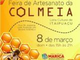 Lona Cultural de Itaipuaçu terá feira de artesanato neste domingo